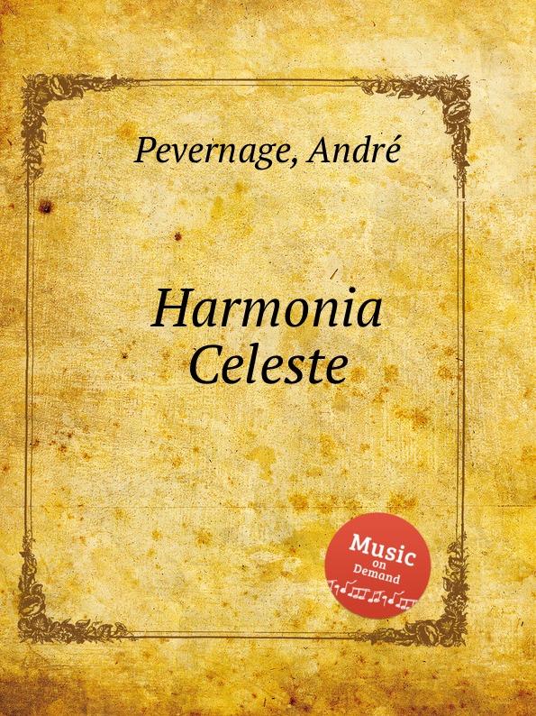 A. Pevernage Harmonia Celeste voices