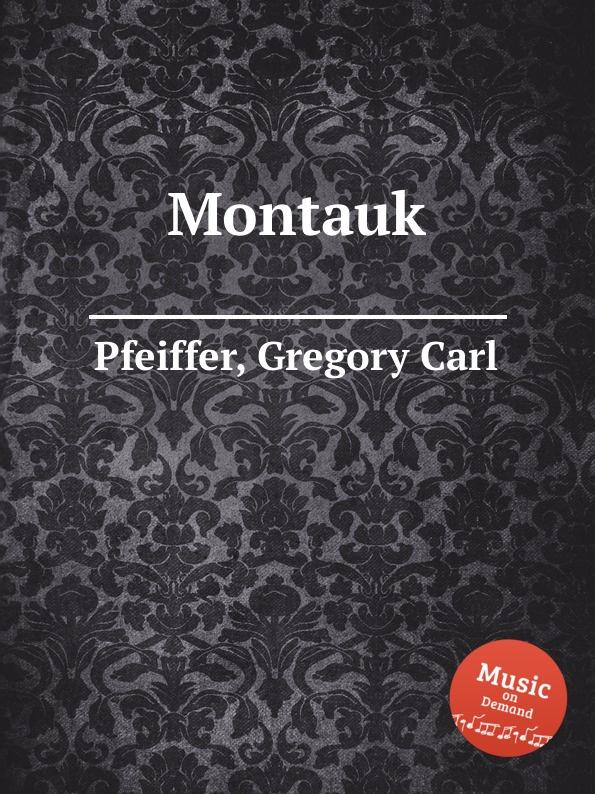 G.C. Pfeiffer Montauk цена и фото