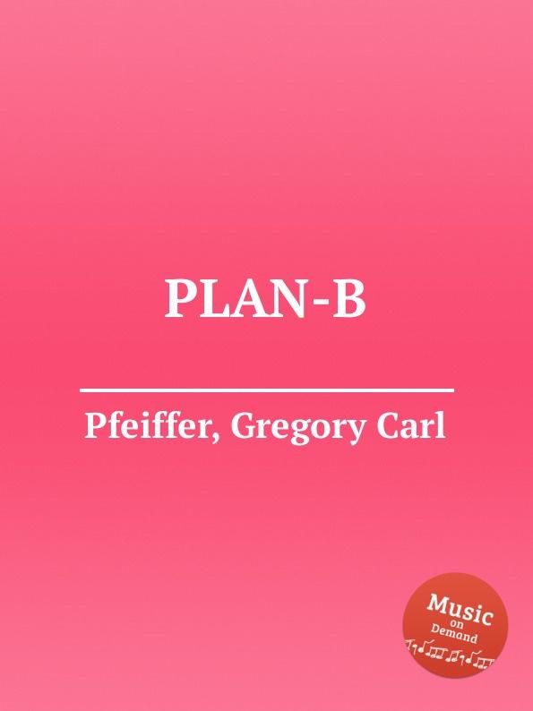 G.C. Pfeiffer PLAN-B plan b dúo esher