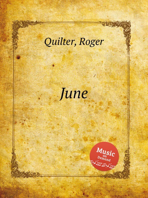 R. Quilter June r quilter the answer