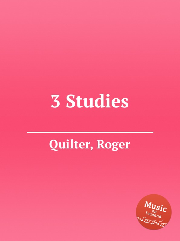 R. Quilter 3 Studies r quilter the answer