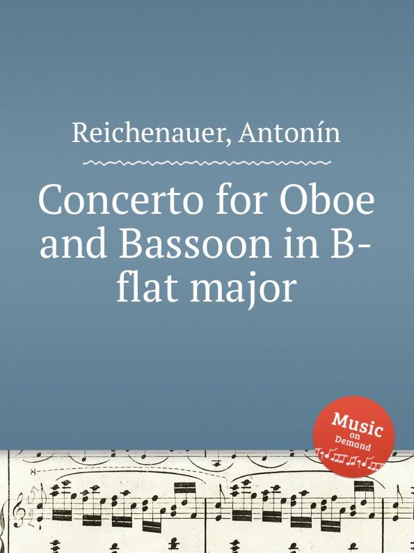цена A. Reichenauer Concerto for Oboe and Bassoon in B-flat major в интернет-магазинах
