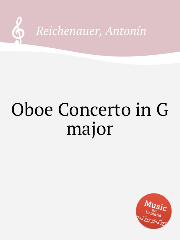цена A. Reichenauer Oboe Concerto in G major в интернет-магазинах