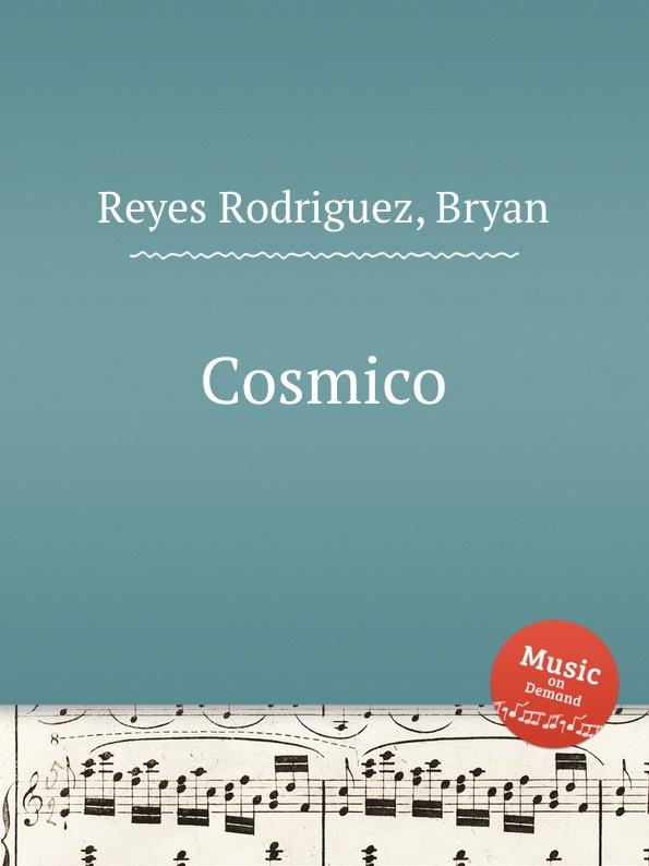 B.R. Rodriguez Cosmico giovanni fortin araldo cosmico