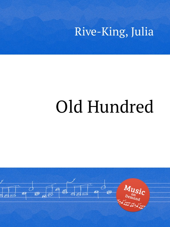 лучшая цена J. Rive-King Old Hundred