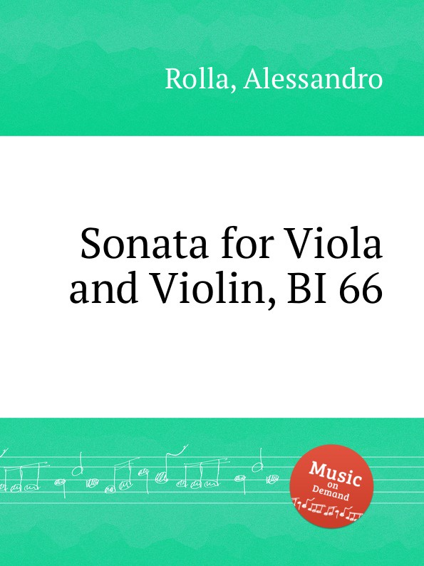 A. Rolla Sonata for Viola and Violin, BI 66 vland car head lamp for sonata led headlight 2012 2015 with angel eyes hid h7 bi xenon plug and play