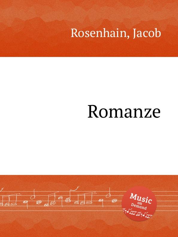 J. Rosenhain Romanze