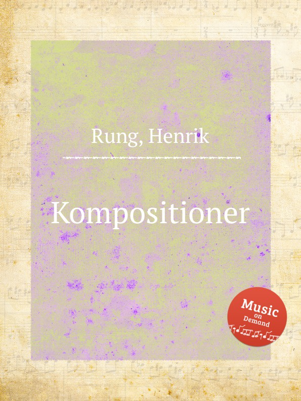 H. Rung Kompositioner unlocking the invisible voice