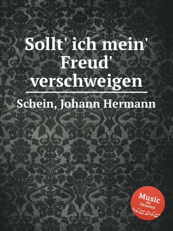 J.H. Schein Sollt. ich mein. Freud. verschweigen недорого