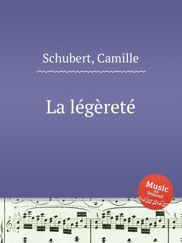 C. Schubert La lеgеretе