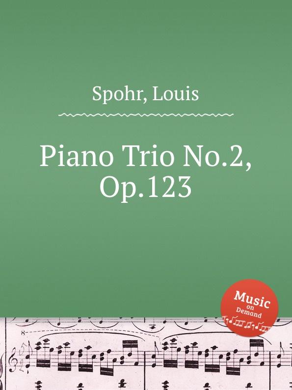 где купить L. Spohr Piano Trio No.2, Op.123 по лучшей цене