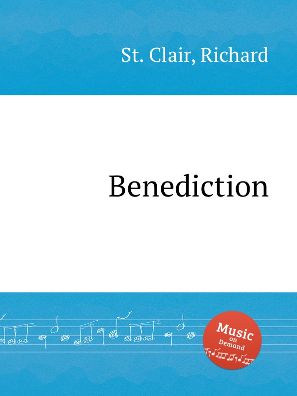 лучшая цена St. R. Clair Benediction