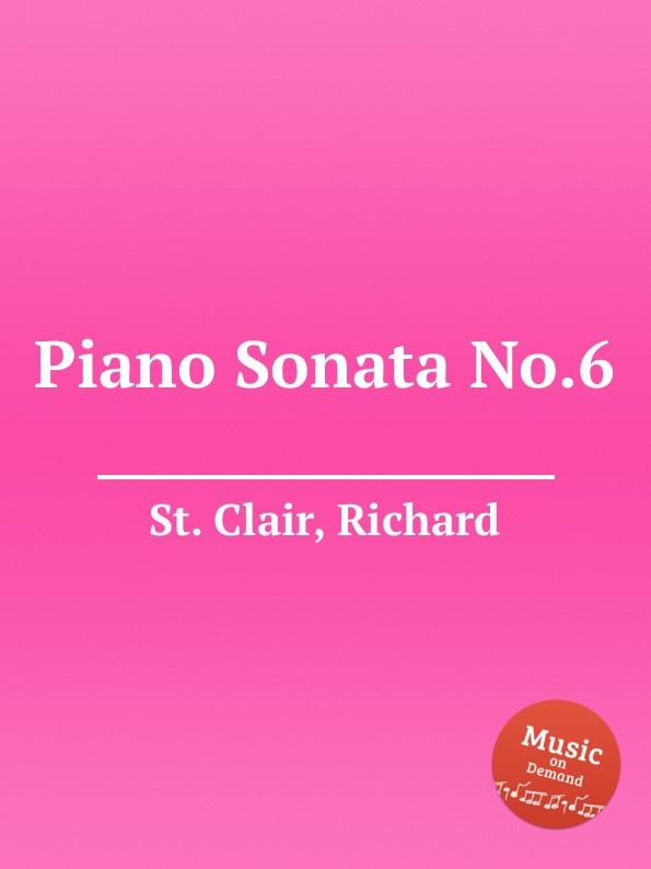 St. R. Clair Piano Sonata No.6 st r clair missa syllabica