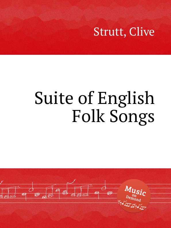 C. Strutt Suite of English Folk Songs c a ph braun 18 caprices for oboe