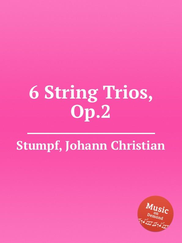 цена J.C. Stumpf 6 String Trios, Op.2 в интернет-магазинах