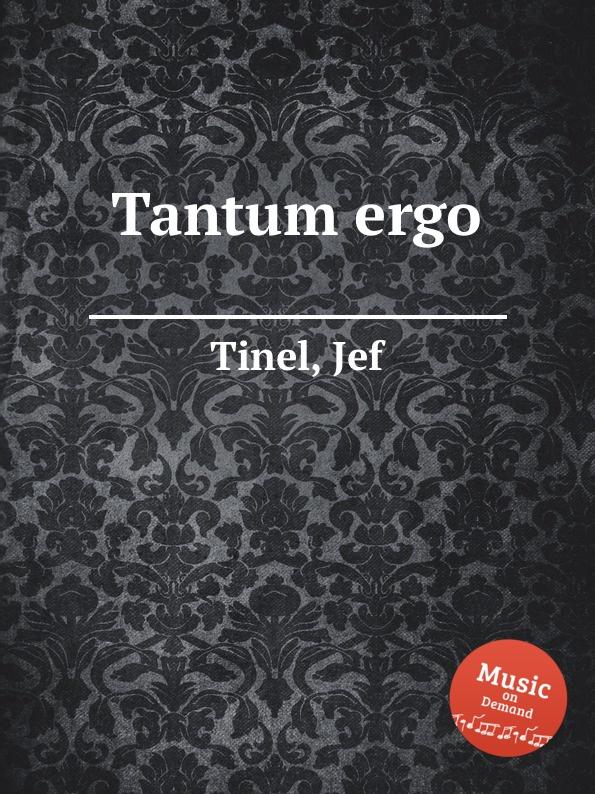 лучшая цена J. Tinel Tantum ergo