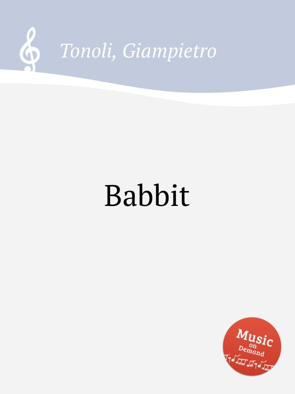 G. Tonoli Babbit g tonoli monitor