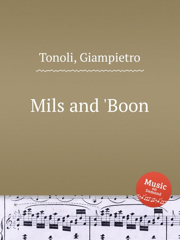 G. Tonoli Mils and .Boon g tonoli monitor