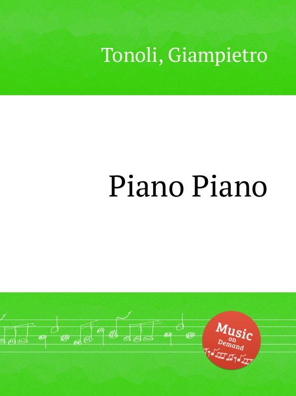 G. Tonoli Piano Piano g tonoli monitor