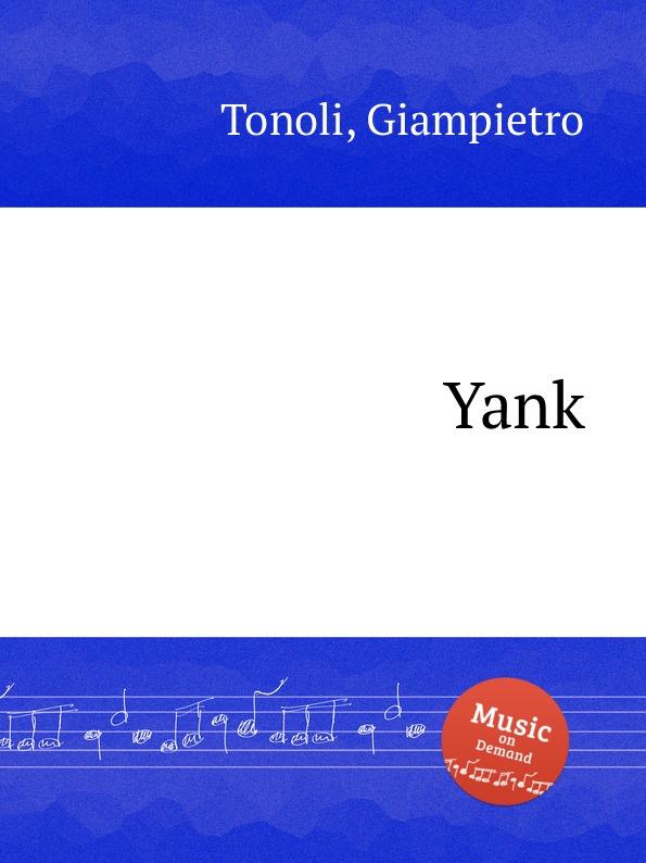 G. Tonoli Yank g tonoli monitor