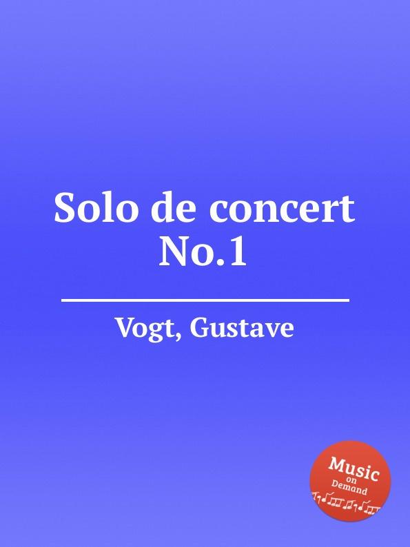 G. Vogt Solo de concert No.1