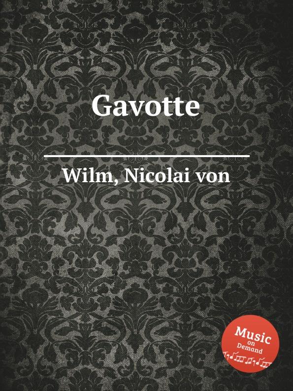 N. von Wilm Gavotte