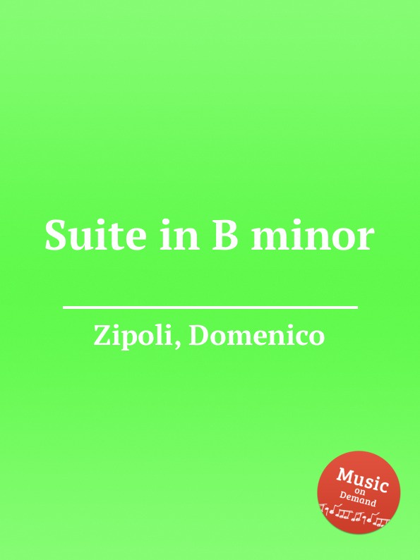 D. Zipoli Suite in B minor d zipoli aria for cello and piano