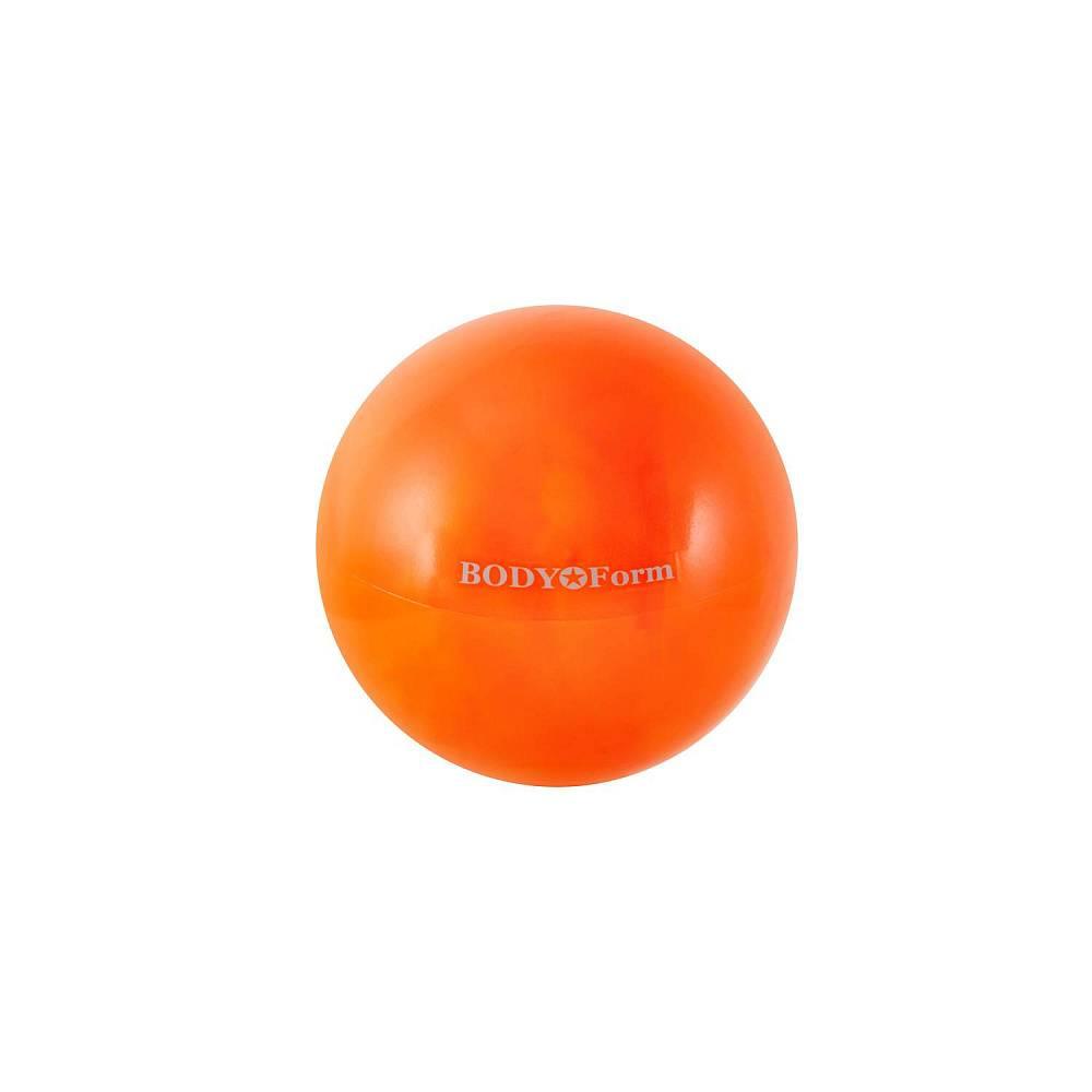 Мяч для фитнеса BodyForm Мяч гимнастический BF-GB01M (7) 18 см. мини, BF-GB01M-02, оранжевый цена