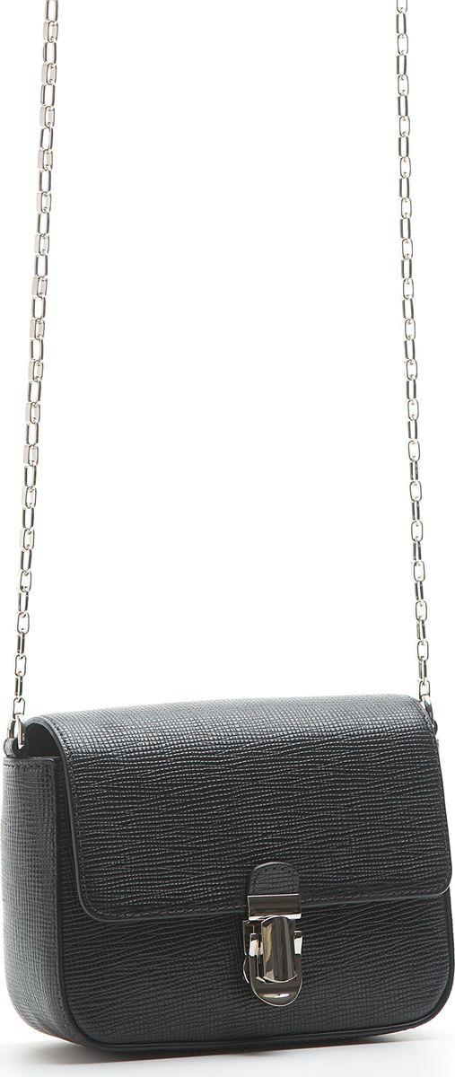 купить Сумка женская Palio, 14408AL1-W1-1 018 CKFBD/PEHAA, черный по цене 4590 рублей