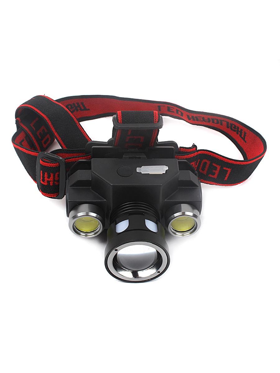 Налобный фонарь TipTop hl-15000Lm-3x-T6, 4605180071329