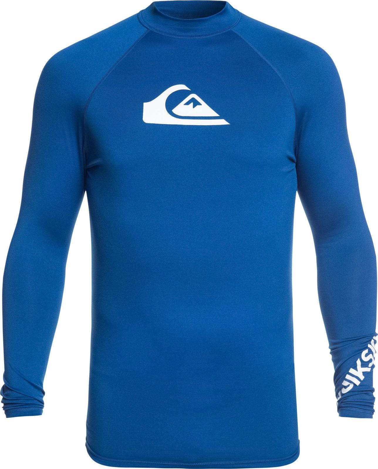 Лонгслив Quiksilver Alltimls лонгслив мужской quiksilver цвет синий eqyzt04974 btk0 размер m 48 50