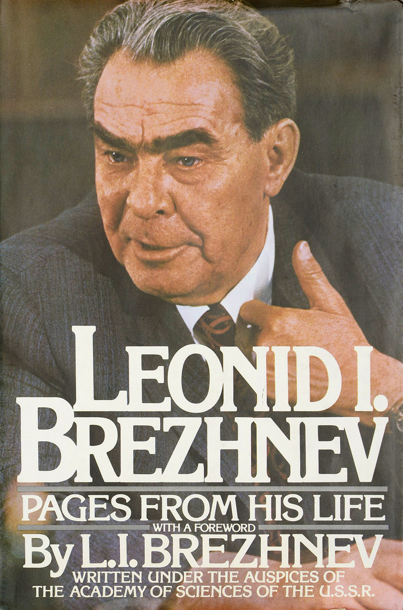 Leonid I. Brezhnev: Pages From His Life henry g bohn a dictionary of quotations from english and american poets based upon bohn s edition revised corrected and enlarged twelve hundred quotations added from american authors