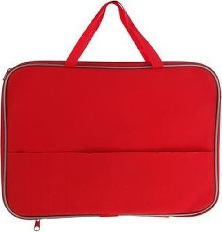 Папка-сумка женская Snow, OZ261, красный