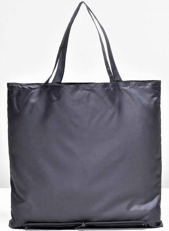 Сумка хозяйственная женская Snow, OZ457, черный