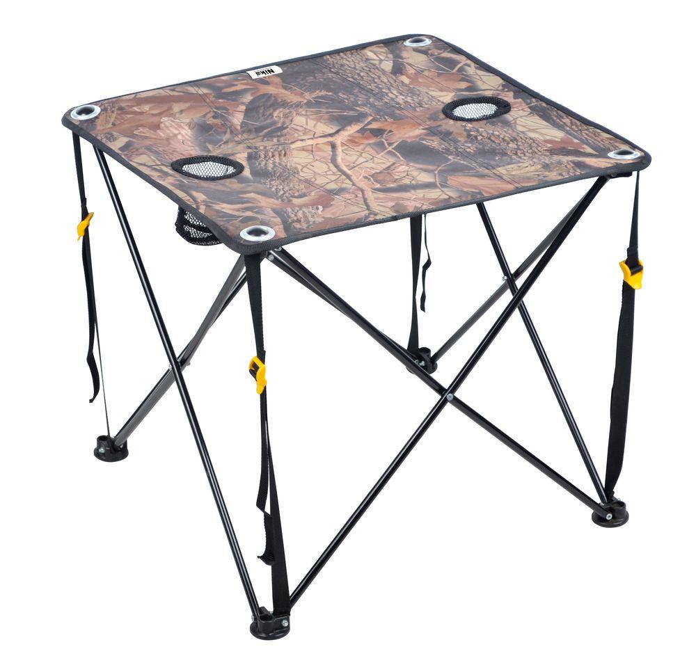 Стол раскладной Nika ПСТП, коричневый цена 2017