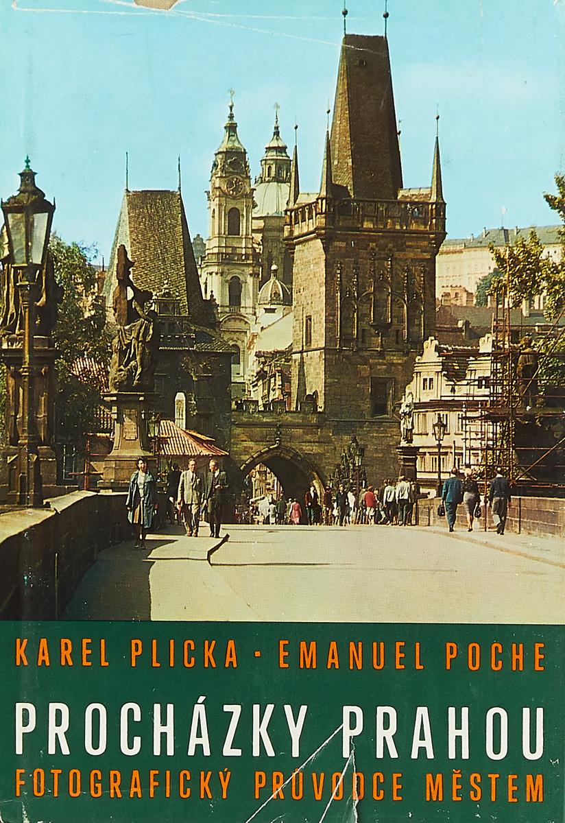 Карел Плицка, Emanuel Poche Prochazky Prahou