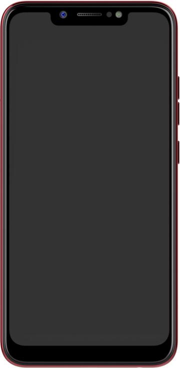 Смартфон Tecno Camon 11 16 GB, красный