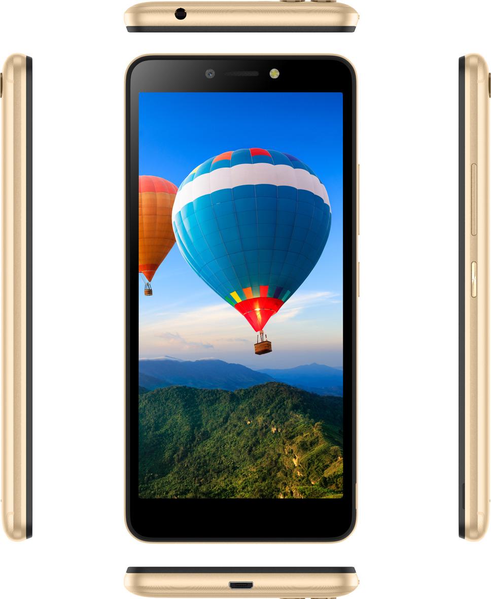 Смартфон ITEL A44 Power 1/8GB, золотой ITEL
