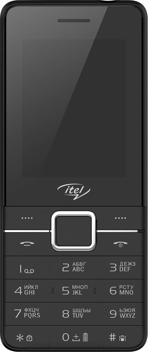 Мобильный телефон ITEL it5616, черный