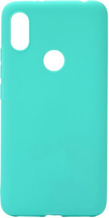 Чехол для сотового телефона GOSSO CASES для Xiaomi Redmi S2 Soft Touch, 187868, бирюзовый