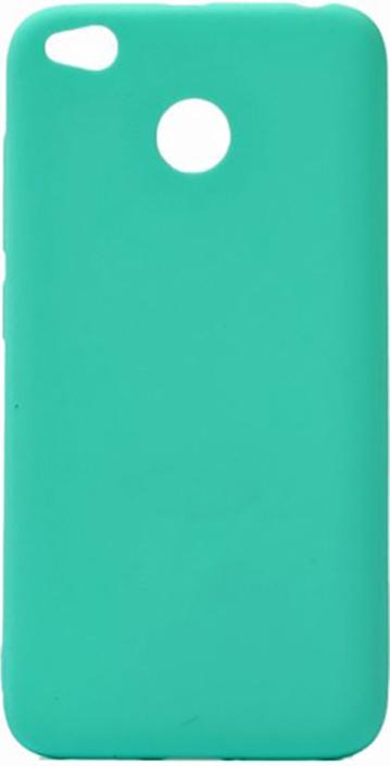 Чехол для сотового телефона GOSSO CASES для Xiaomi Redmi 4X Soft Touch, 187876, бирюзовый