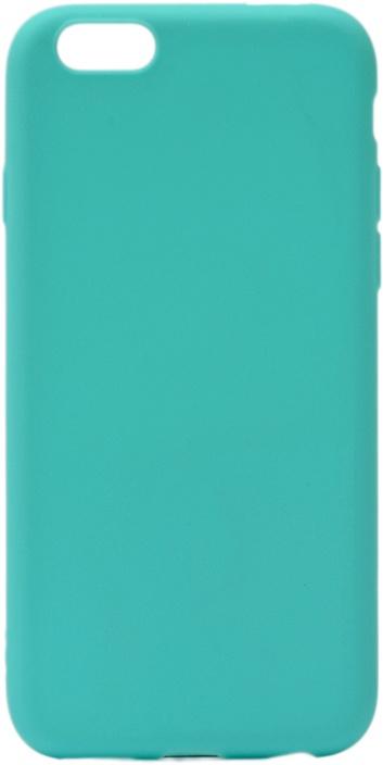 Чехол для сотового телефона GOSSO CASES для Apple iPhone 6S / 6 Soft Touch, 196061, бирюзовый