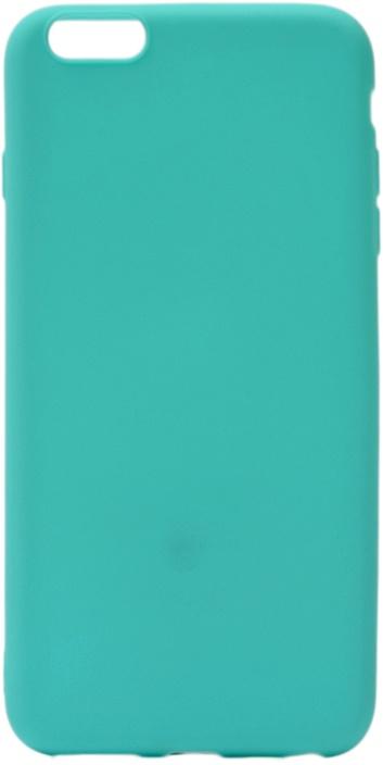 Чехол для сотового телефона GOSSO CASES для Apple iPhone 6S Plus / 6 Plus Soft Touch, 196064, бирюзовый