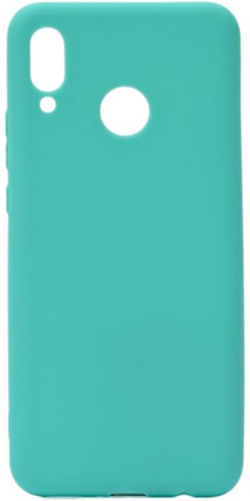 Чехол для сотового телефона GOSSO CASES для Huawei Nova 3 Soft Touch, 196078, бирюзовый