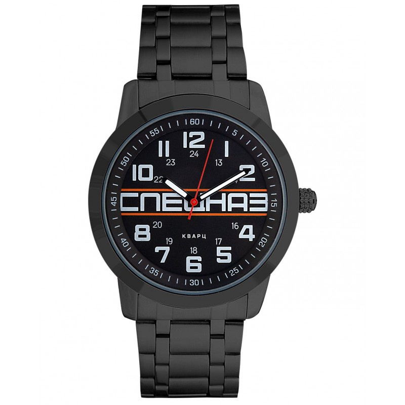 Часы Спецназ Атака, С2974407-2115-100, черный все цены