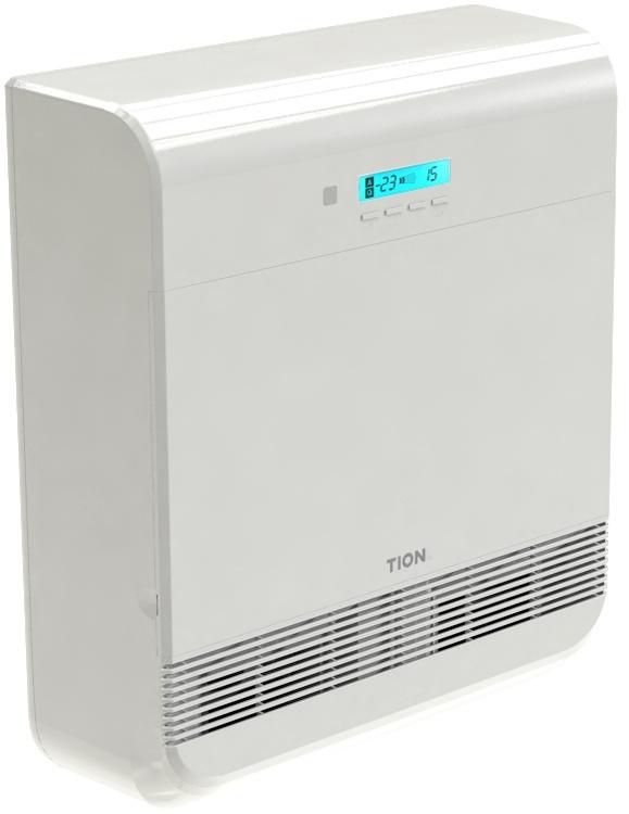 Система приточной вентиляции TION Бризер O2 Standard tion ак адсорбционно каталитический фильтр