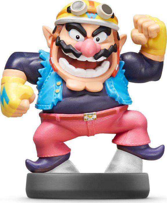 Фигурка Amiibo Super Smash Bros. Варио nintendo 3ds super smash bros