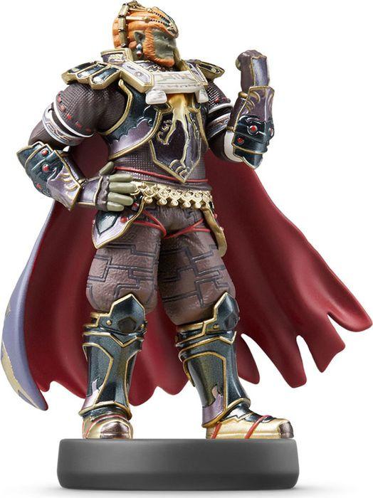 Фигурка Amiibo Super Smash Bros. Ганондорф nintendo 3ds super smash bros