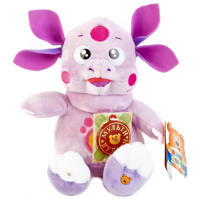 Мягкая игрушка Мульти-пульти 221604, 221604 фиолетовый мульти пульти мягкая игрушка мульти пульти лунтик 18 см