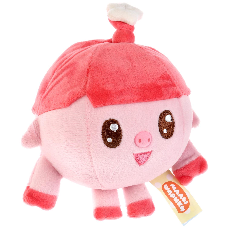 Мягкая игрушка Мульти-пульти 222786, 222786 розовый игрушка деревянная горка нюша д328